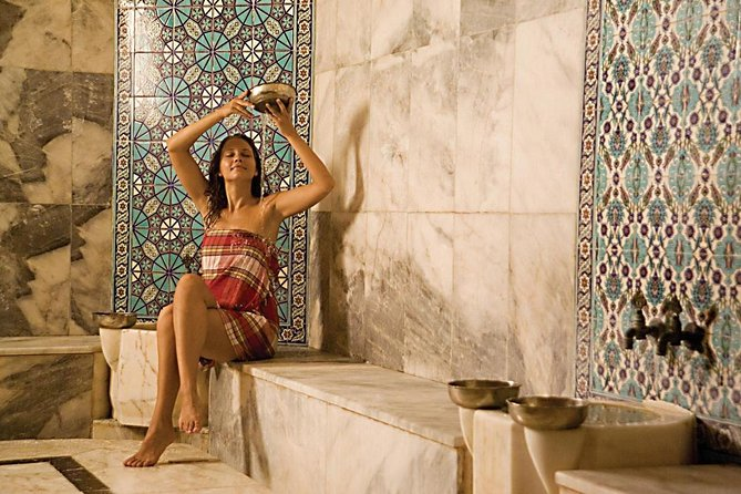 MÁS FOTOS, Turkish Bath with Oil Massage from Side