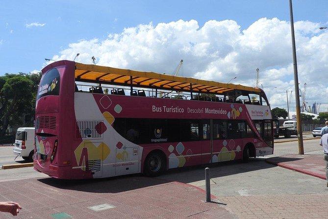 Bus Turístico Montevideo Hop On - Hop Off, Montevideo, URUGUAY