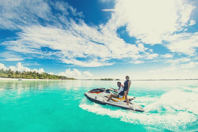 Your Maldives holiday itinerary will take you to the Clear Crystal Beaches, Male' Island where locals live's and will enjoy much more of water activities.
