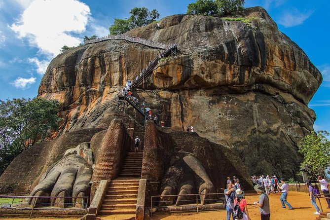 Day Tour to Sigiriya, Sigiriya, SRI LANKA