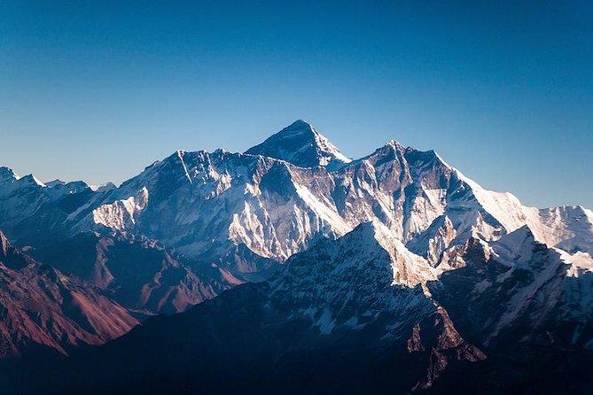 Voo panorâmico no Monte Everest, Katmandu, Nepal