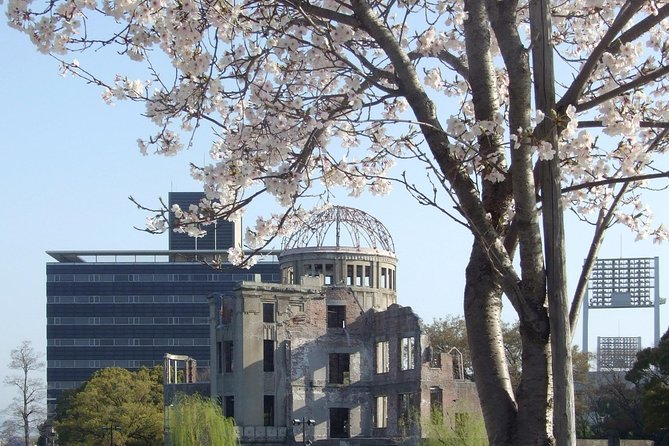 Hiroshima & Miyajima 1-day Private Guide Tour (Use public transportation), Hiroshima, JAPAN