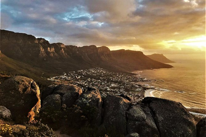 This tour of Lion's Head is for the traveller who wishes to slow down and fully appreciate the natural surroundings; the flora, fauna and history. It is intimate and personal and focuses on immersion and learning about the Mountain, Cape Town and South Africa. As guides, we truly care about the quality of the tour and guests having a true and authentic experience. There is ample time for photography, flower and wildlife observation and simply becoming quiet and still in nature. Cohesion and community are also very important factors and a big effort is made, on the part of the guide, to promote a good energy, vibe and the chance to make long lasting friendships. Come and experience the best of Cape Town hiking with a qualified, experienced and friendly Hiking Guide