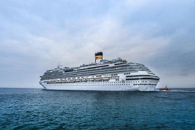 Private Transfer from Civitavecchia Port to Fiumicino Airport - Tour Option Available, Lago Bracciano, ITALY