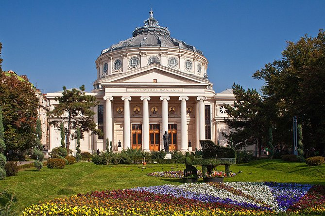 Private Bucharest city tour visit the Palace of the Parliament & Village Museum, Bucarest, RUMANIA