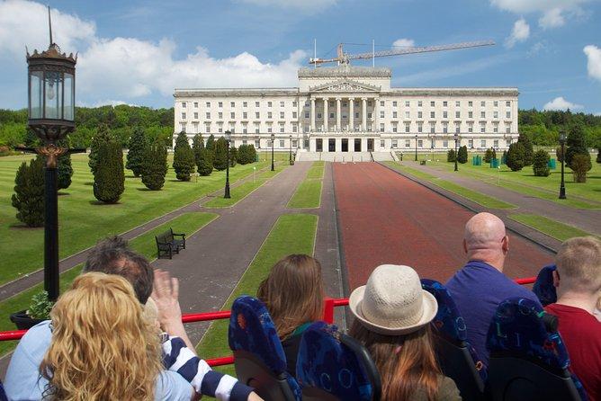 MÁS FOTOS, Excursión en tierra en Belfast: excursión turística en autobús con paradas libres