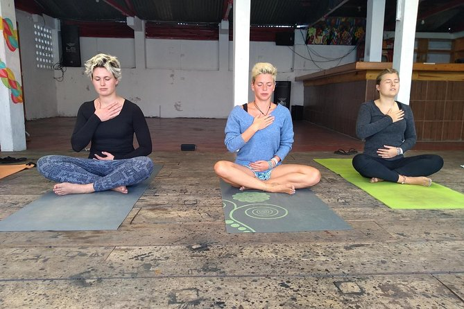 Down to earth approach to yoga and mindfulness. Great for those recovering from injuries, beginners or anyone desiring some deep relaxation and self-care.