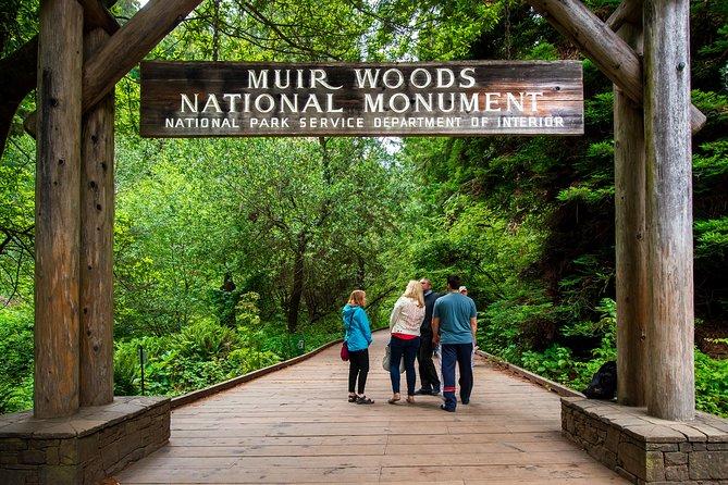Muir Woods Expedition Tour of Coastal Redwoods, San Francisco, CA, ESTADOS UNIDOS