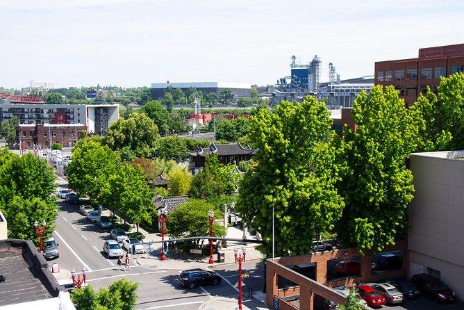 Aerial Tram and Rooftop Tour, Portland, OR, ESTADOS UNIDOS