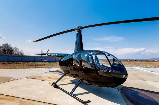 """If you wish to spend your active weekends and make it memorable, or make an unusual present to your favorite person, or you want to arrange a corporate tour by helicopter. """"Crabtour"""" is exactly what you need and here what we are offering:<br><br>►Direct and comfortable round trip transfer ;<br><br>►The latest and most modern machins;<br><br>►Experienced, qualified and professional pilots;<br><br>►60 minutes of enjoying the safety flight, legendary landmarks and fantastic views<br><br>All our routes are created and thoroughly designed to see the most adorable and interesting corners of our Primorsky Region with the best, modern and comfortable aircraft. Our company offers you a variety of duration and direction of helicopter tours."""