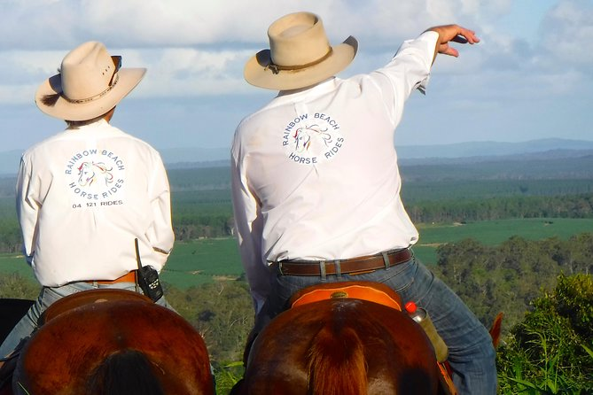 Country Day Ride from Mt Goomboorian with Rainbow Beach Horse Rides, Rainbow Beach, AUSTRALIA