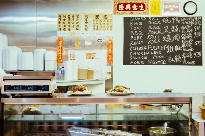Under the Surface of Montreal's Chinatown: Guided Food Walking Tour, Montreal, CANADA