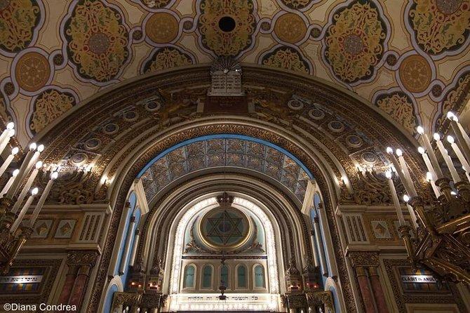 Private Tour of Jewish Bucharest, Bucarest, RUMANIA