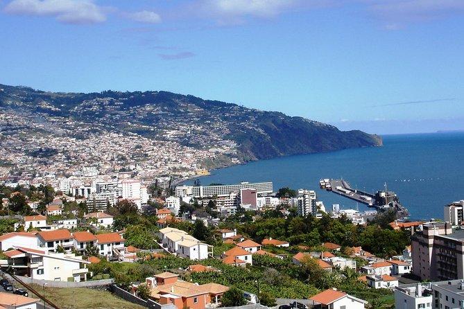 Ruta 3 en 1 a Funchal con paradas libres, Funchal, PORTUGAL