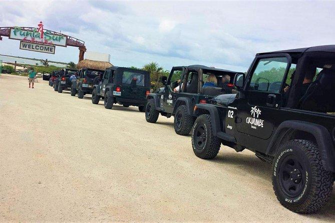 MÁS FOTOS, Recorrido con excursión en Jeep, esnórquel y almuerzo en Cozumel