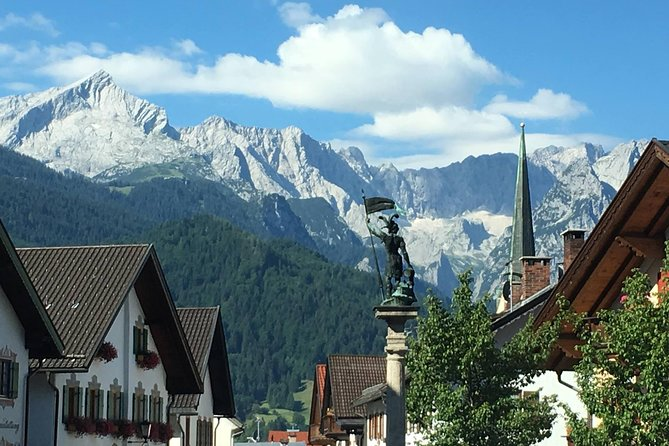 PRIVATE MERCEDES VAN, EASY GOING TYROL TOUR from Garmisch-Partenkirchen., Garmisch Partenkirchen, Alemanha