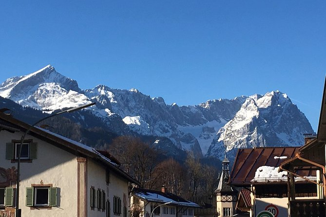 PRIVATE TOUR OF THE GAP AREA AND TYROL STARTING IN Garmisch-Partenkirchen., Garmisch Partenkirchen, ALEMANIA