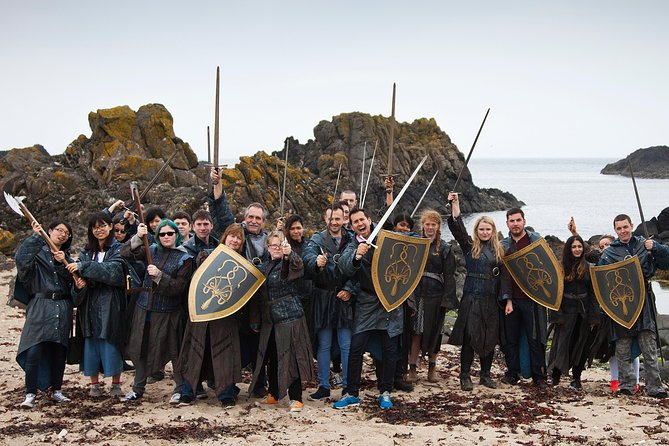 Game of Thrones® Iron Islands, Giant's Causeway and Rope Bridge from Derry, Londonderry, IRLANDA