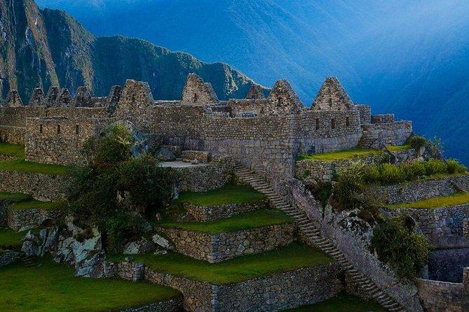 Machu Picchu By Train (2 Days), Machu Picchu, PERU