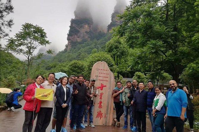 MÁS FOTOS, Private 2days Zhangjiajie highlights glass Bridge,Avatar Mountain Tianmen cave
