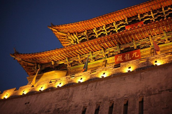 Private Walking Tour of Luoyang Ancient Culture Street and Luoyi Old Town, Luoyang, CHINA