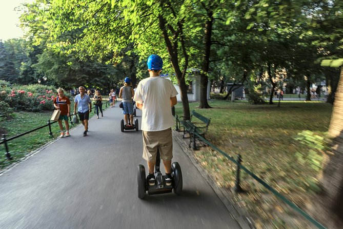 Segway Tour of Gdańsk: Old Town Tour 1,5-Hour, Gdansk, POLONIA
