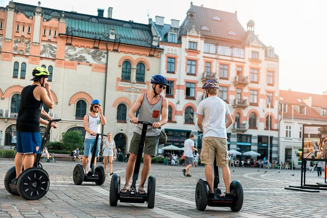 MÁS FOTOS, Segway Tour of Gdańsk: Full Tour (Old Town + Shipyard) 2,5-Hour