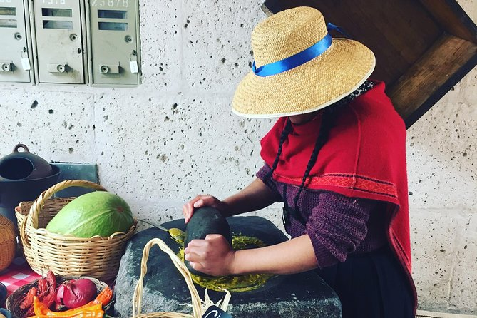 We are the first foodie tour of Arequipa with experience guiding groups in Lima Peru. Our tour takes you to the most iconic restaurants of Arequipa to taste different plates while you also get to know the history of what you are eating.<br><br>We tell you the story of Peru and Arequipa through its food and drinks.<br><br>You get all this for a very affordable price, that includes all the food, 3 drinks and a dessert! We believe this to be a very good value for your money, as you will end the tour completely satisfied! After the tour, your guide will be happy to recommend chic and superb places to go enjoy some drinks, live music, or whatever tickles your fancy!