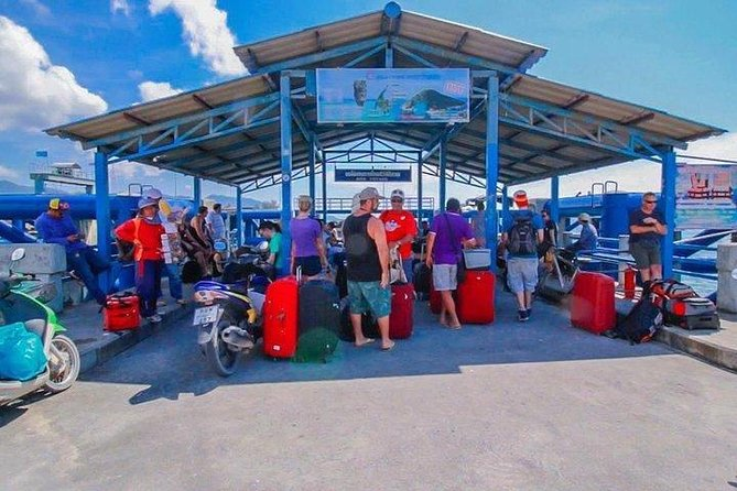 Koh Tao to Surat Thani Don Sak Pier by Seatran Discovery Ferry, Ko Tao, Thailand