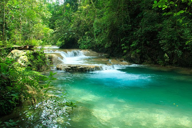 Emerald Falls Nature and Food Experience, Huatulco, MEXICO