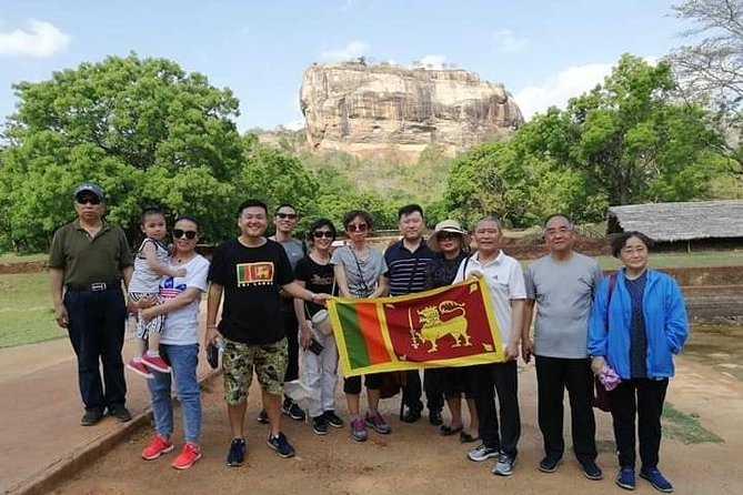 4-Day Essence of Sri Lanka Tour, Sigiriya, SRI LANKA
