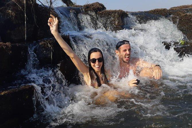 Devils Pool/Angels Pool Morning Breezer Experience - including transport, Livingstone, Zimbabwe