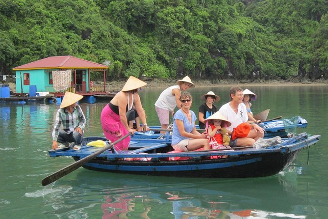 Full day private boat trip from Halong city, Halong Bay, VIETNAM