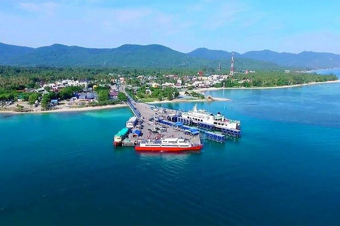 Koh Tao to Ao Nang by Seatran Discovery Ferry, Coach and Minivan, Ko Tao, TAILANDIA
