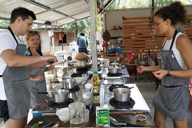 Lanna Thai Home Cookery School Krabi, Krabi, TAILANDIA