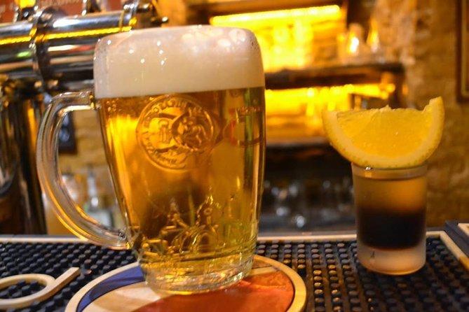 Private Kyiv Beer Tasting Walking Tour, Kiev, UCRANIA