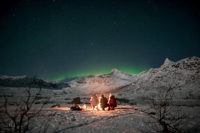 Small group Northern Lights tour - All inclusive - Northern Horizon, Tromso, NORUEGA