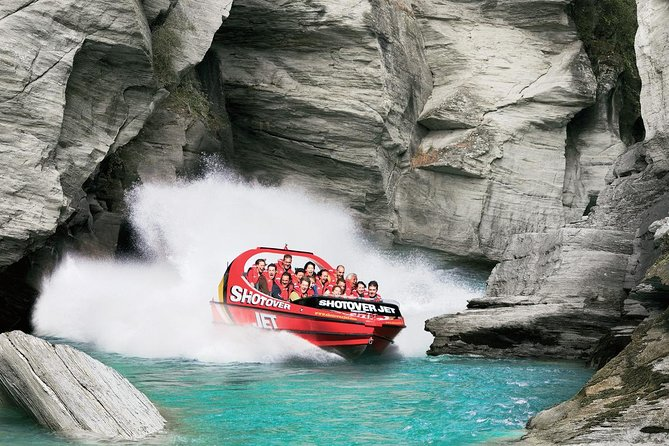 Prepare yourself for the ultimate jet boating experience with Shotover Jet - the unique, breathtaking white water ride and adrenaline rush you'll never forget!