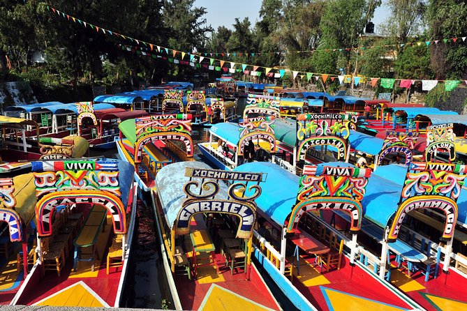 The Floating Flower Gardens Of Xochimilco with a Local: Private & Personalized, Ciudad de Mexico, Mexico