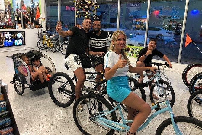 South Beach Bicycle Rental, Miami, FL, UNITED STATES