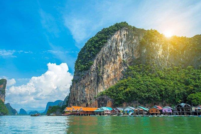 Koh Yao Yai, Phi Phi & Khai Island Speedboat Tour (Phuket) – Full Day, Ko Phi Phi Don, TAILANDIA