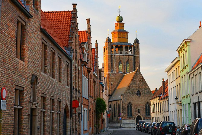 Bruges History & Magic Private Tour, Brujas, BELGICA