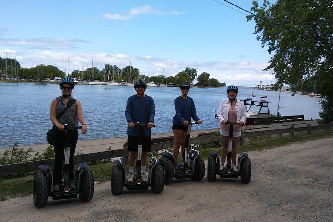 Guided Port Dalhousie Segway Tour, Cataratas del Niagara, CANADA