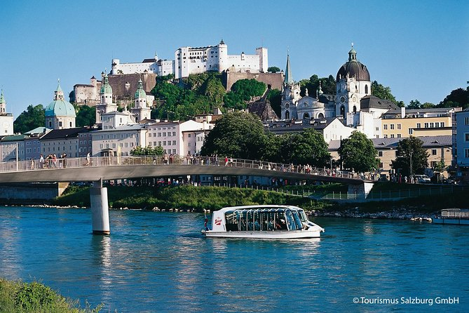 MAIS FOTOS, Salzburg City Tour Including Salzach River Sightseeing Cruise