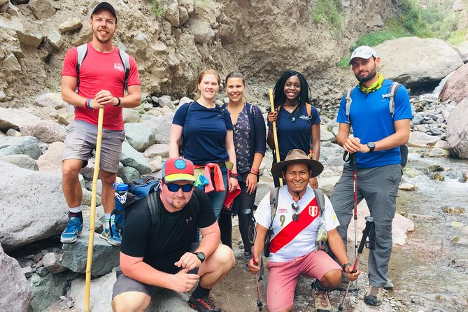 Come and enjoy an impressive 3 day trek through one of the deepest canyons in the world. Disconnect from the city and fully enjoy the nature that surrounds this valley. Our guide will show you all the beauties such as the huge birds, beautiful alpacas and vicuñas and more than 79 different types of cactus. Our tour starts very early to be able to arrive on time at the Condor's Cross and watch the condors flying over our heads and follow our route to Cabanaconde from where our adventure begins. Do not miss it and book now. It will be an unforgettable experience!