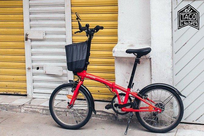 El Taco Club: Bike to Taste the World's Best Tacos in Mexico City, Ciudad de Mexico, MÉXICO