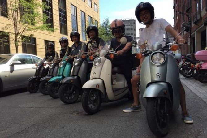 Highlights of Montreal Guided City Tour by Montreal Scooter, Montreal, CANADA