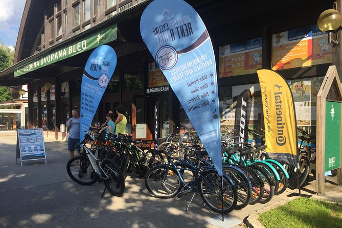 We're offering full range of services for the bicycles, bike rental, bike service, bike shuttle and transfers, bike shop. We have a wide range of premium bicycles in our fleet, carbon frame road bikes, hard-tail MTB, electric hard-tail MTB, electric trekking bikes, cruisers.<br><br>We're also offering guided or self guided tours across Slovenia. Explore with us the first country in the world to be declared a green destination.