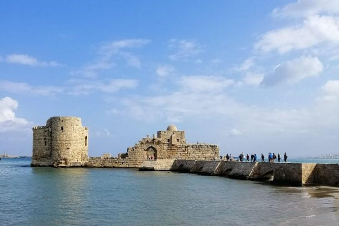 Small-Group Adventure Tour to Sidon Tyre Maghdouche - Day Trip from Beirut, Beirut, LIBANO