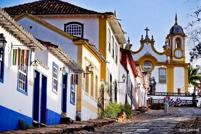 São João Del Rei e Tiradentes, MG, Belo Horizonte, BRASIL